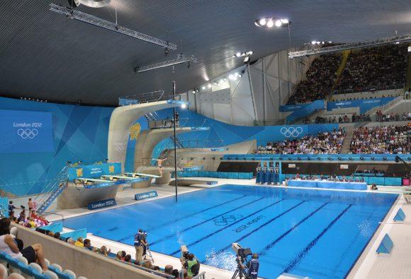 olympic aquatic center