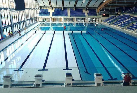 aquatic centre lublin, aquatic centre lublin